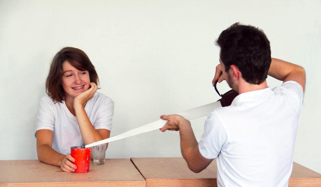 Deux étudiants