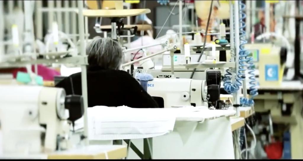 Secteur mode, textile, industries graphiques