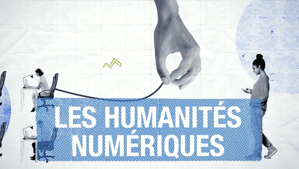 Les humanités numériques